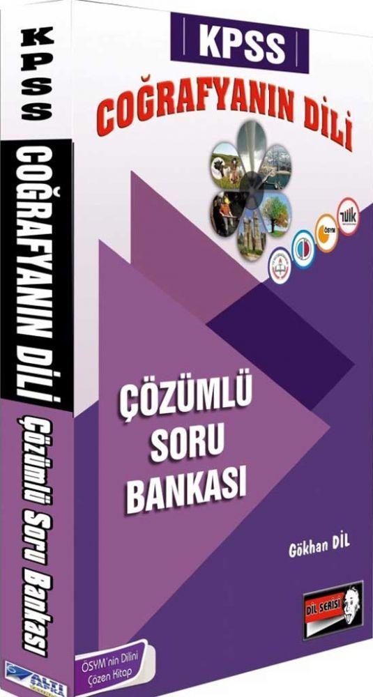 Altı Şapka Yayınları KPSS Coğrafyanın Dili Çözümlü Soru Bankası