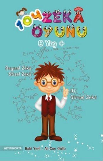 Altın Nokta Yayınları 4. Sınıf Bilsem 104 Zeka Oyunu Dikkat Hafıza Soruları