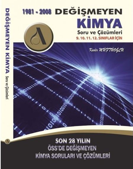 Altın Nokta Yayınları Değişmeyen Kimya Soruları Ve Çözümleri