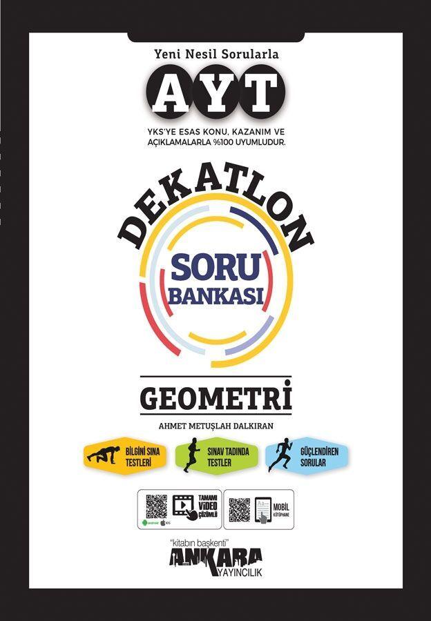 Ankara Yayıncılık TYT Tüm Dersler Sayısal Soru Bankası
