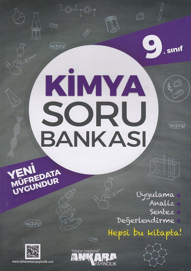 Ankara Yayıncılık 9. Sınıf Kimya Soru Bankası