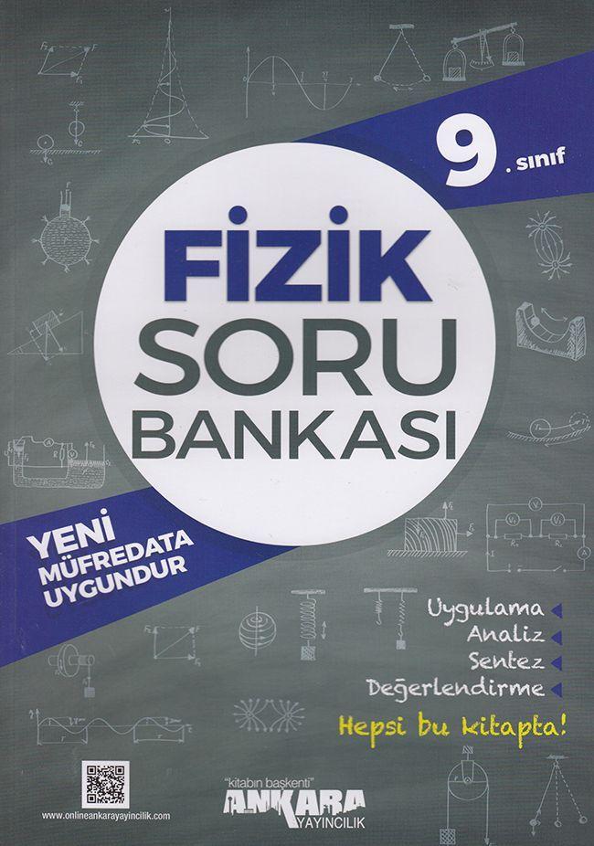 Ankara Yayıncılık 9. Sınıf Fizik Soru Bankası