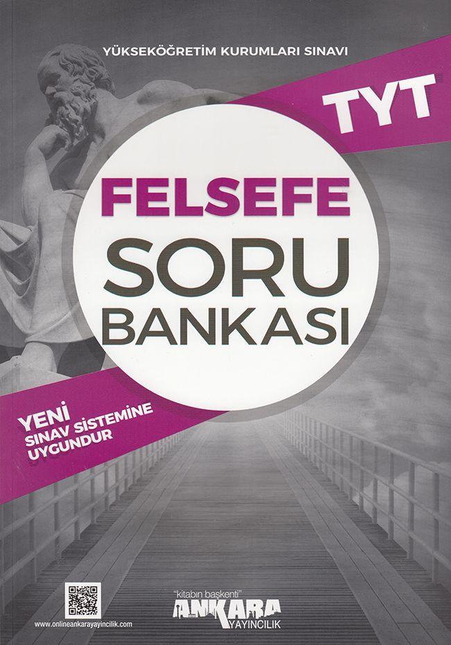 Ankara Yayıncılık TYT Felsefe Soru Bankası
