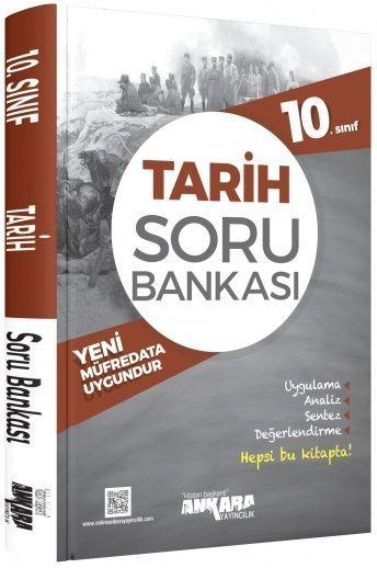 Ankara Yayıncılık 10 .Sınıf Tarih Soru Bankası
