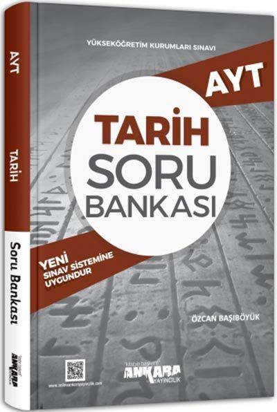 Ankara Yayıncılık AYT Tarih Soru Bankası