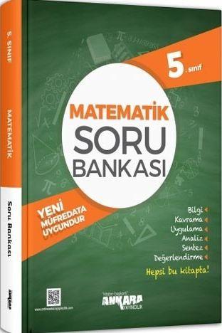 Ankara Yayıncılık 5. Sınıf Matematik Soru Bankası