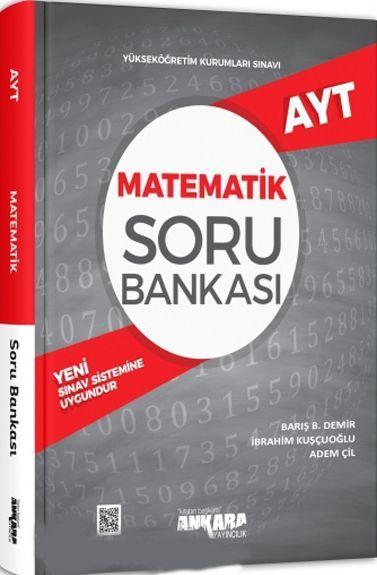 Ankara Yayıncılık AYT Matematik Soru Bankası