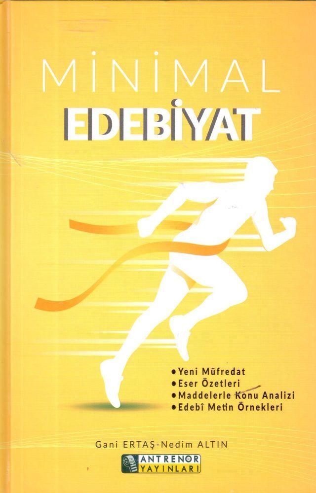Antrenör Yayınları Minimal Edebiyat
