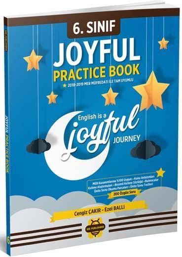 Arı Yayıncılık 6. Sınıf Joyful Practice Book