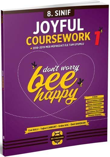 Arı Yayıncılık 8. Sınıf Joyful Coursework 1