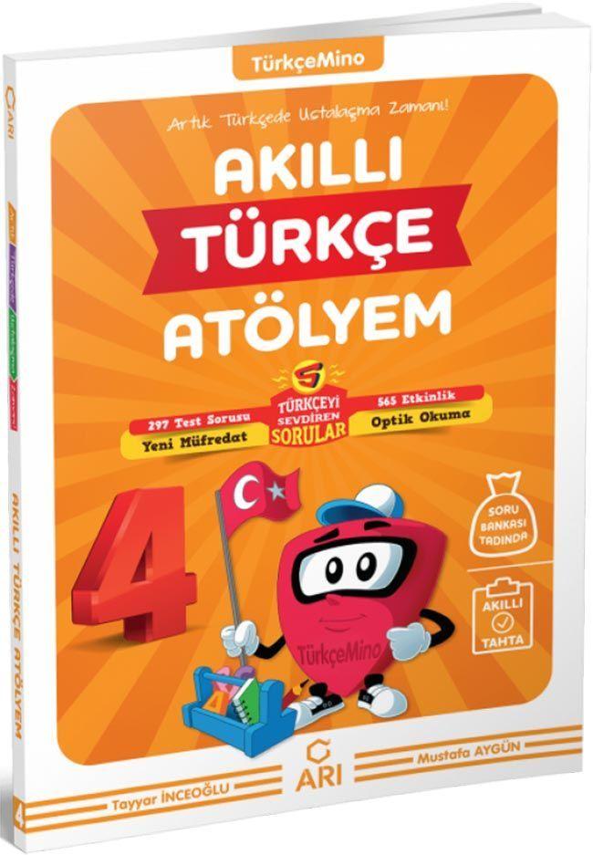 Arı Yayıncılık 4. Sınıf Akıllı Türkçe Atölyem