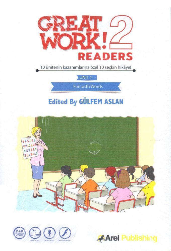 Arel Publishing 2. Sınıf Great Work Readers Set