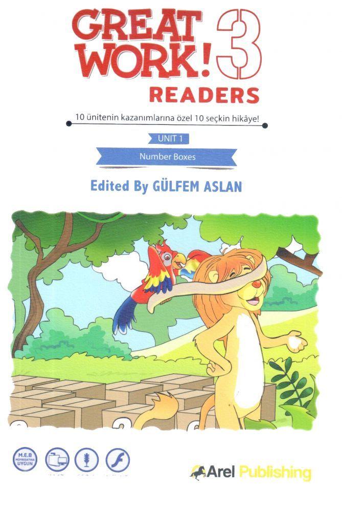 Arel Publishing 3. Sınıf Great Work Readers Set