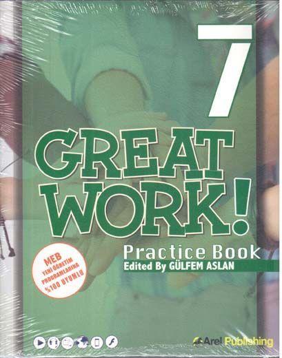 Arel Publishing 7. Sınıf Great Work Practice Book
