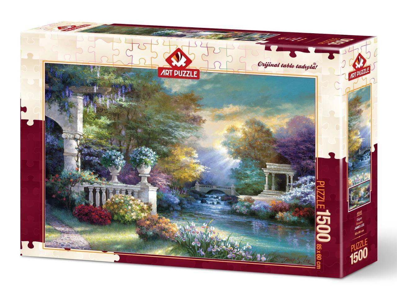 Art Puzzle Düşler 1500 Parça