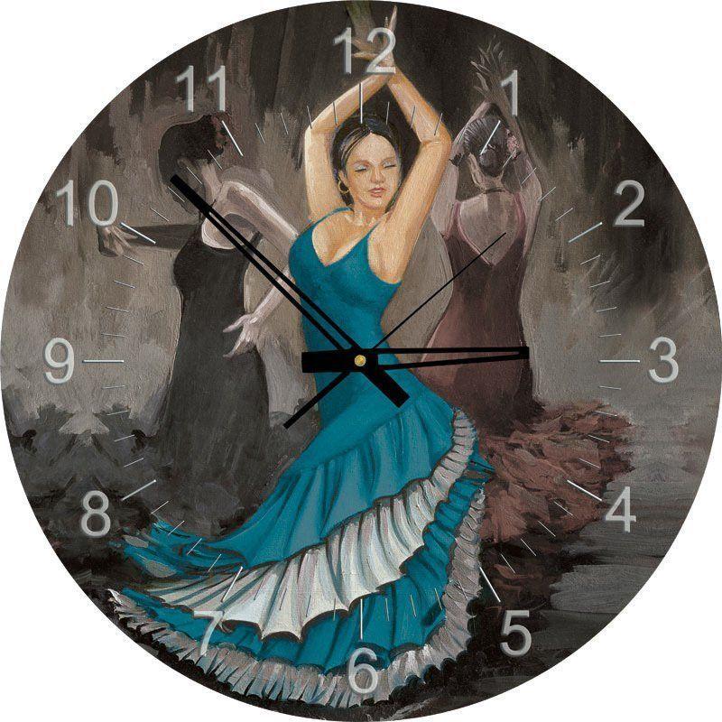 Art Puzzle Flamenco 570 Parça Saat