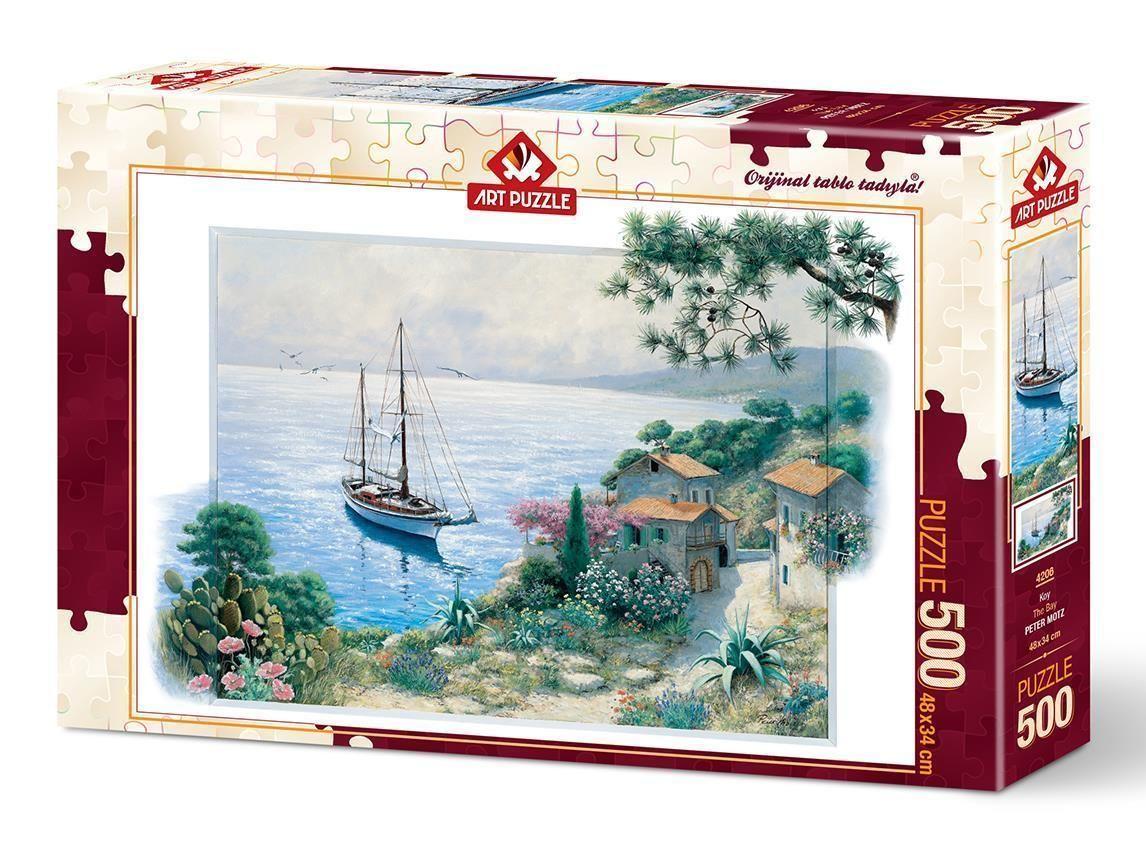 Art Puzzle Koy 500 Parça