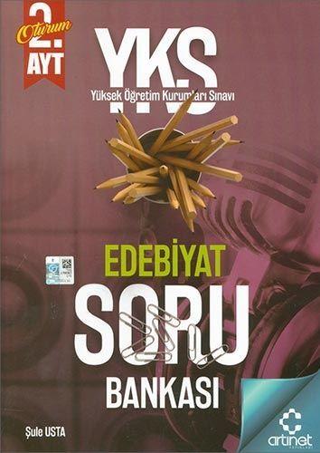 Artınet Yayınları AYT Edebiyat Soru Bankası