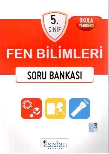 Asistan Yayınları 5. Sınıf Fen Bilimleri Soru Bankası