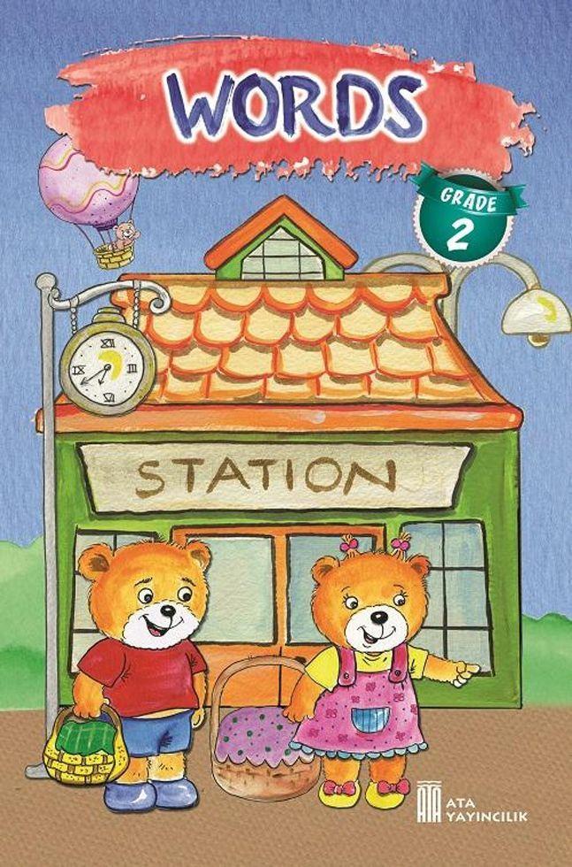 Ata Yayıncılık 2. Sınıf İngilizce Hikaye Seti 5 li Set