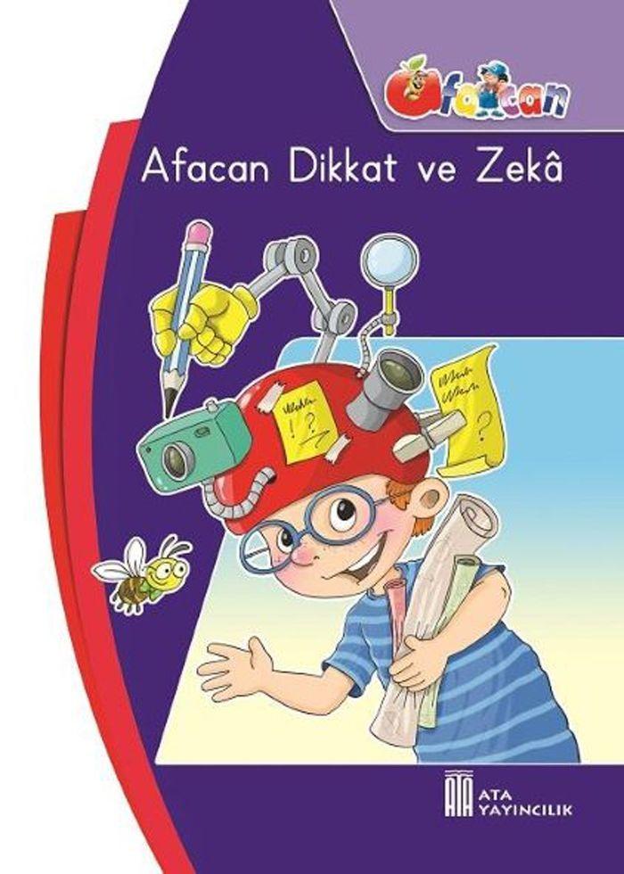 Ata Yayıncılık 1. Sınıf Afacan Dikkat ve Zeka
