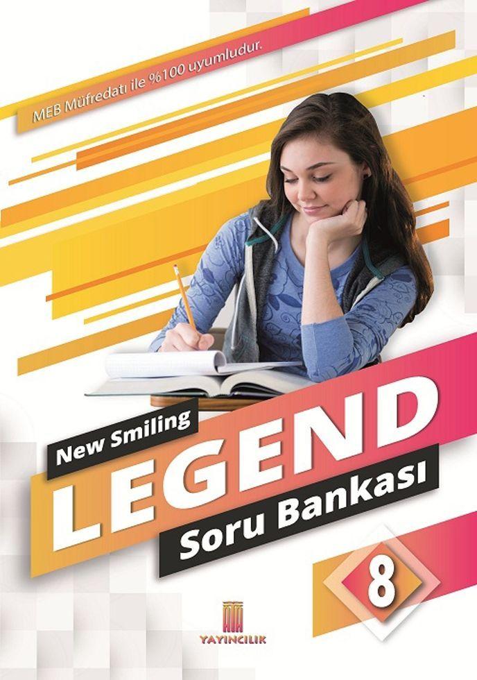 Ata Yayıncılık 8. Sınıf New Smiling Legend Soru Bankası