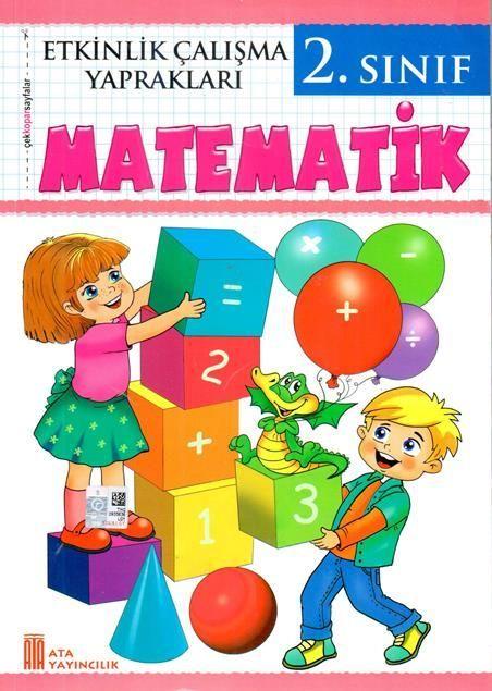 Ata Yayıncılık 2. Sınıf Matematik Etkinlik Çalışma Yaprakları