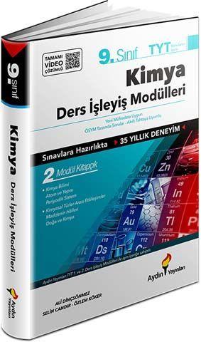 Aydın Yayınları 9. Sınıf Kimya Ders İşleyiş Modülleri