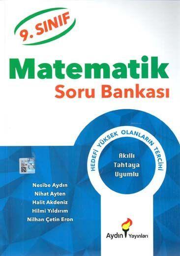 Aydın Yayınları 9. Sınıf Matematik Soru Bankası