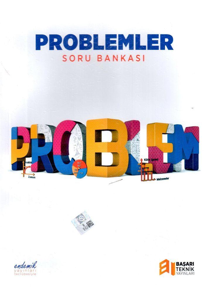 Başarı Teknik Yayınları Problemler Soru Bankası