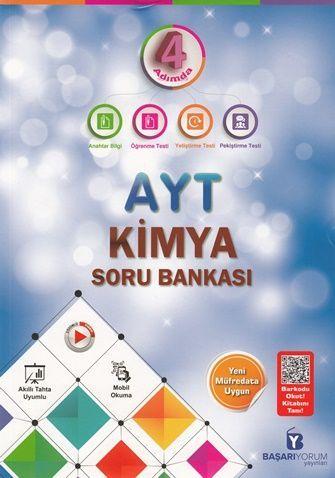 Başarıyorum Yayınları AYT Kimya Soru Bankası