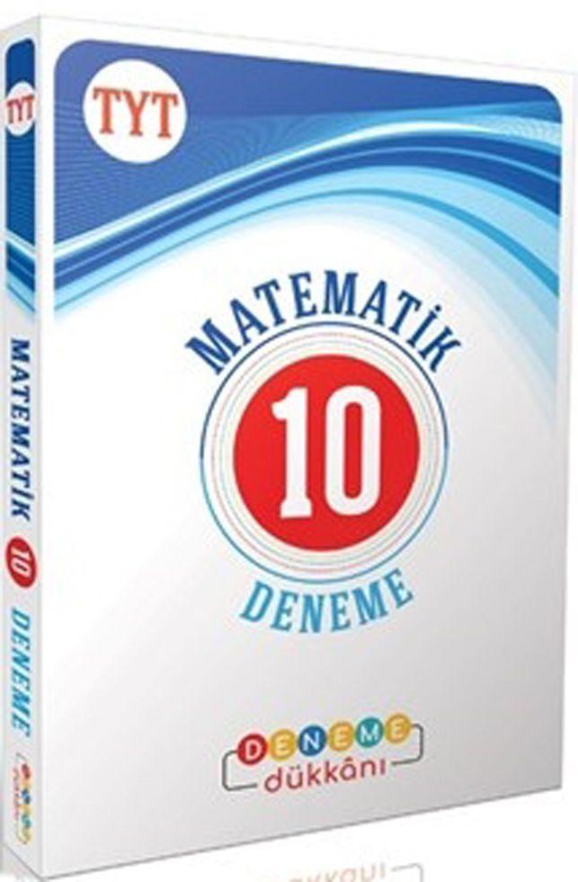 Başat Yayınları TYT Matematik Deneme Dükkanı 10 Deneme