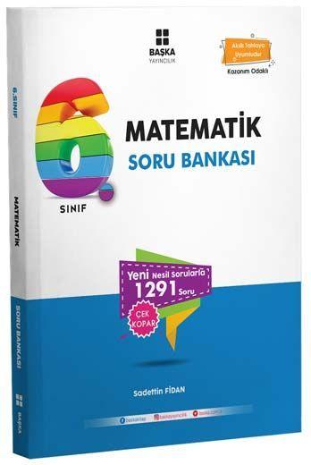 Başka Yayıncılık 6. Sınıf Matematik Soru Bankası