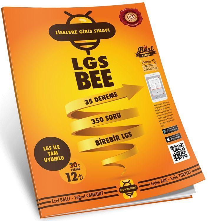 Bee Publishing 8. Sınıf LGS İngilizce Bee Deneme