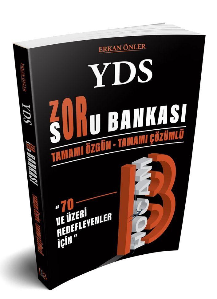 Benim Hocam Yayınları YDS Tamamı Çözümlü Zoru Bankası