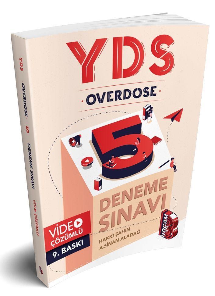 Benim Hocam Yayınları YDS 5 Deneme Sınavı