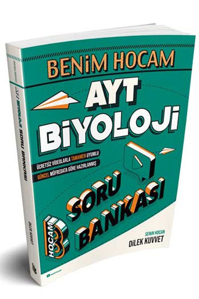 Benim Hocam Yayınları AYT Biyoloji Soru Bankası