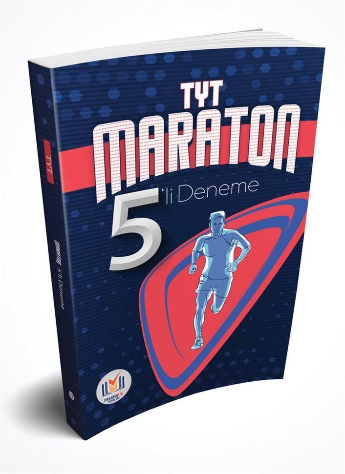 Benim Hocam Yayınları TYT Maraton 5 li Denemeleri Pragmatik Serisi