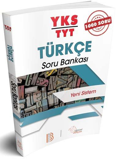Benim Hocam Yayınları TYT Türkçe 1000 Soru Bankası