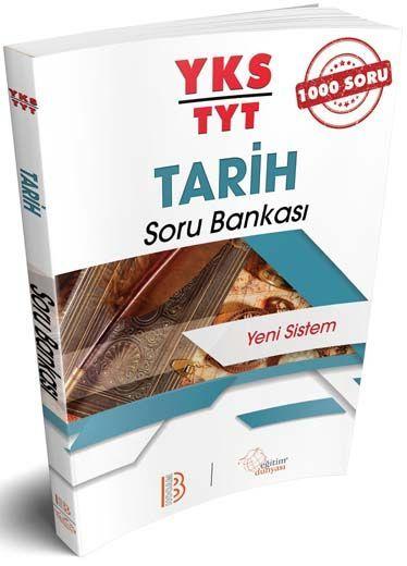 Benim Hocam Yayınları TYT Tarih 1000 Soru Bankası