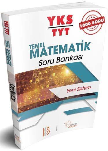 Benim Hocam Yayınları TYT Temel Matematik 1000 Soru Bankası