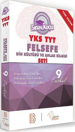 Benim Hocam Yayınları TYT Felsefe Sınav Koçu Konu Anlatımlı 9 Fasikül Set