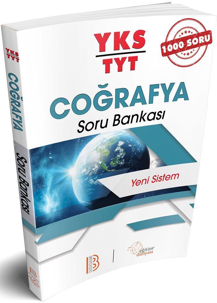 Benim Hocam Yayınları TYT 1000 Coğrafya Soru Bankası