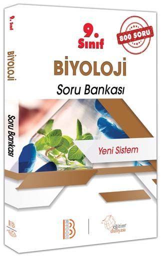 Benim Hocam Yayınları 9. Sınıf 1000 Biyoloji Soru Bankası