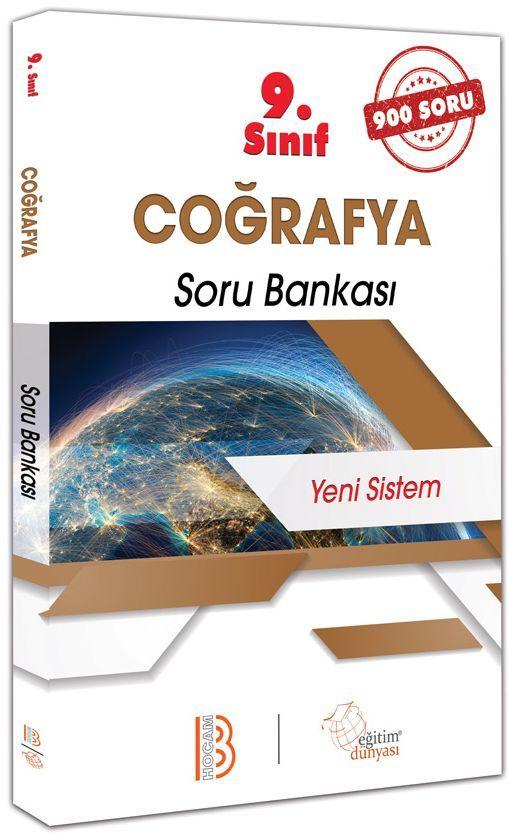 Benim Hocam Yayınları 9. Sınıf Coğrafya Soru Bankası