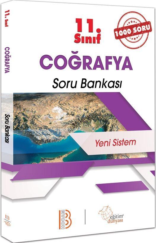 Benim Hocam Yayınları 11. Sınıf Coğrafya Soru Bankası