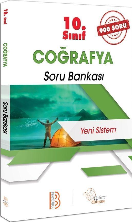 Benim Hocam Yayınları 10. Sınıf Coğrafya Soru Bankası