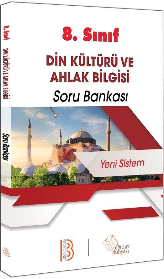 Benim Hocam Yayınları 8. Sınıf Din Kültürü ve Ahlak Bilgisi Soru Bankası