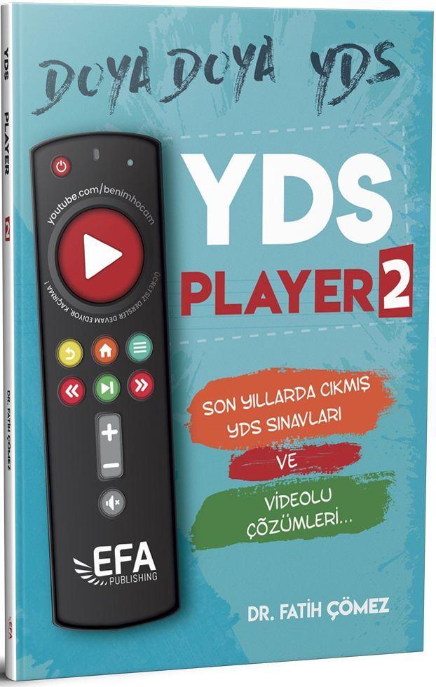 Benim Hocam Yayınları YDS Player 2 Son Yıllarda Çıkmış YDS Sınavları