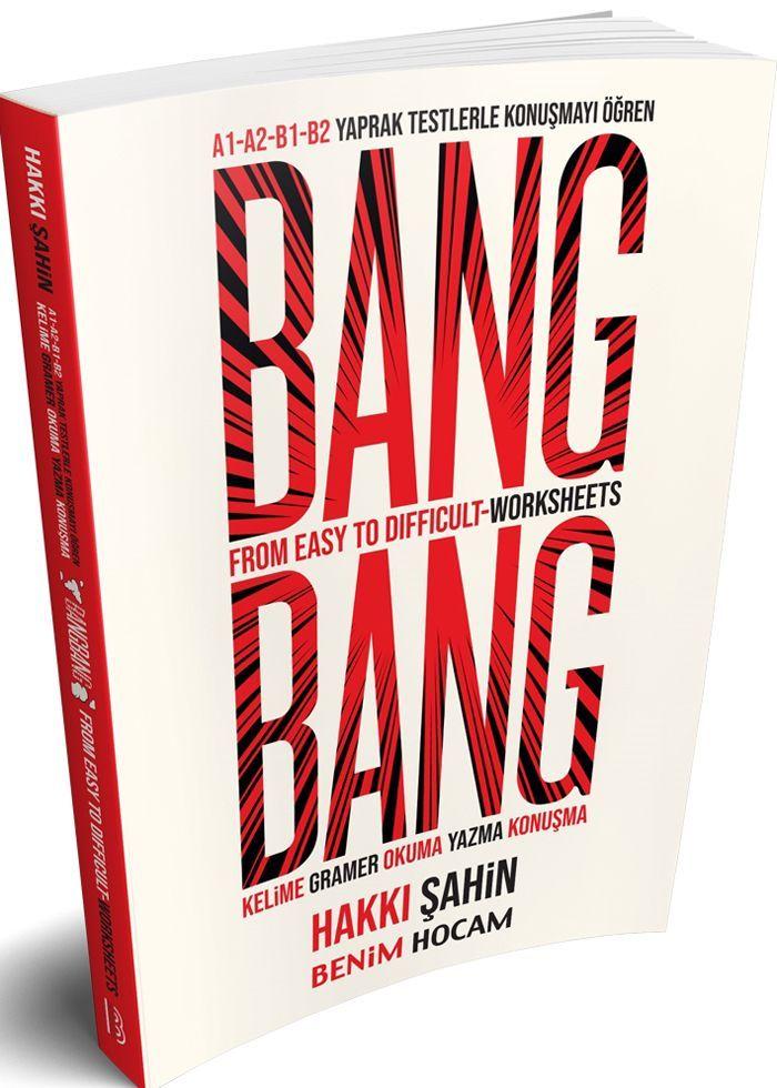 Benim Hocam Yayınları Bang Bang Worksheets